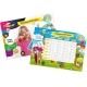 Kalendarz mycia zębów dla dzieci